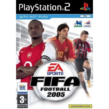 FIFA 2005 (Lietota)